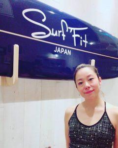 話題のsurf fitの体験に行ってきました