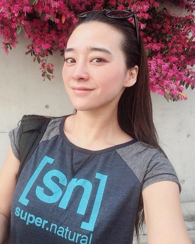 [sn] Tシャツで気持ちよくウォーキング