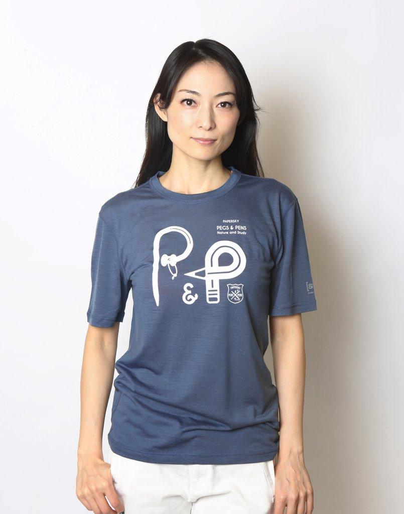 [sn]super.natutal × PAPERSKYのコラボTシャツ販売開始