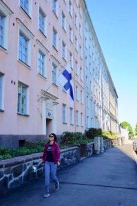 フィンランドを旅してきました