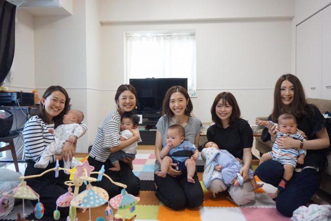 ママと赤ちゃんのイベント「ベジイク」