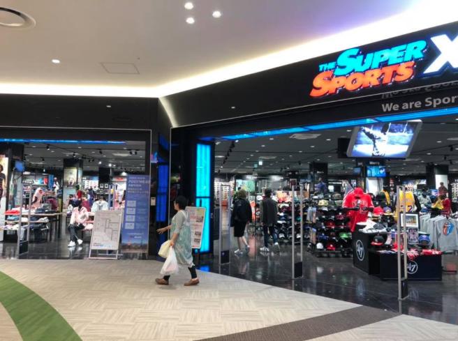 [sn]super.natural @ Super sports XEBIO ららぽーと名古屋みなとアクルス