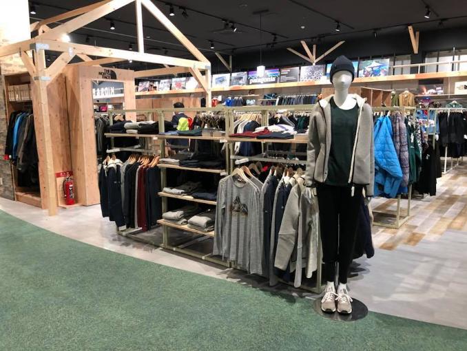 [sn]super.natural @ Alpen Outdoors 春日井 一号店オープン!