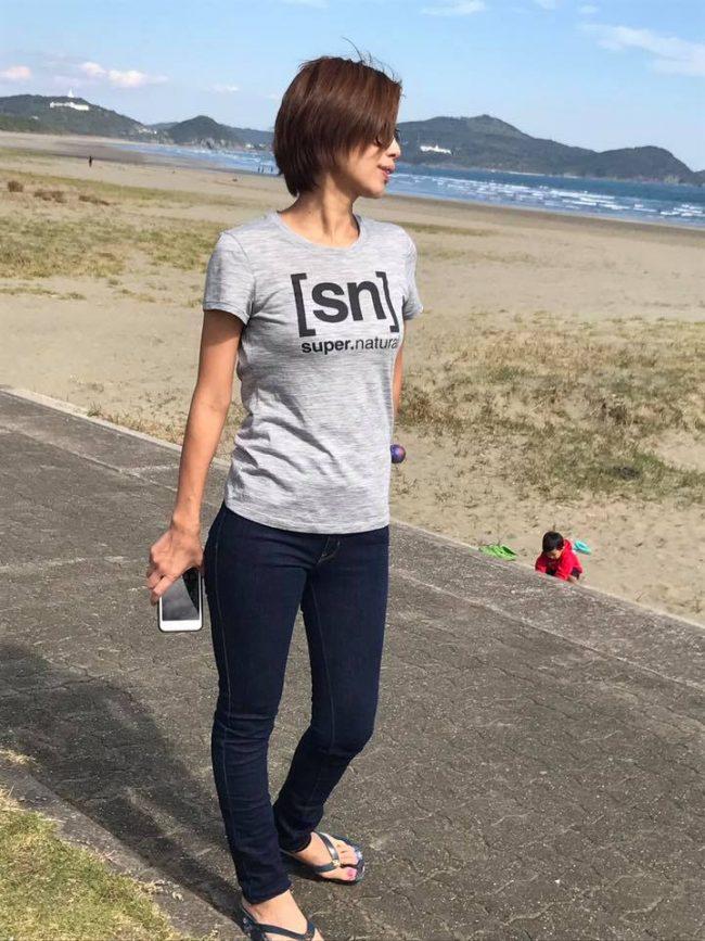 私のお気に入りの[SN]ロゴTシャツをご紹介