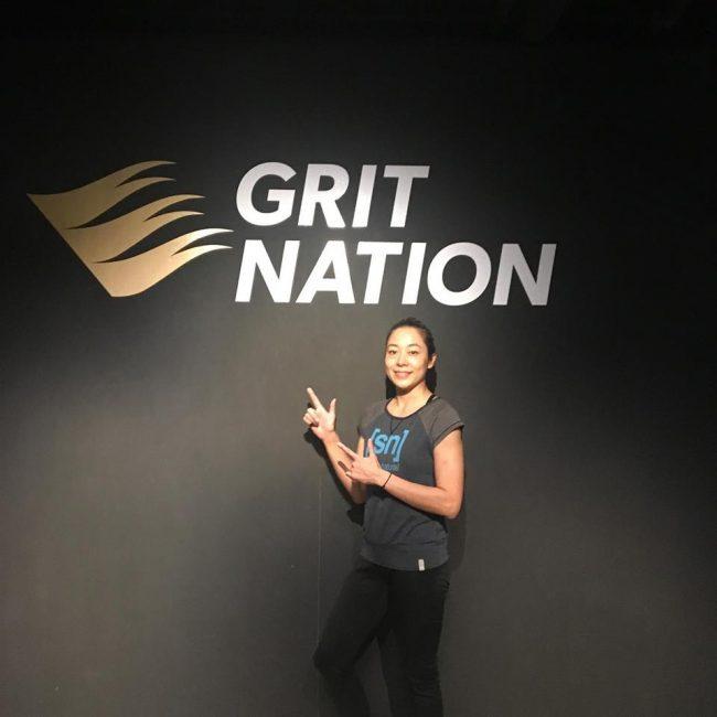 GRIT NATIONのクラスに参加してきました。