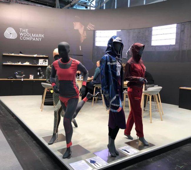 ドイツ ミュンヘン ISPO展にて