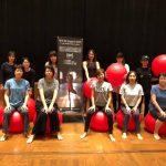 WELLBE Festa@新宿高島屋でバランスボールエクササイズレッスンを行います