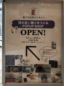 3/7(土)より、湘南TサイトでロングPOP UPがスタートしました!