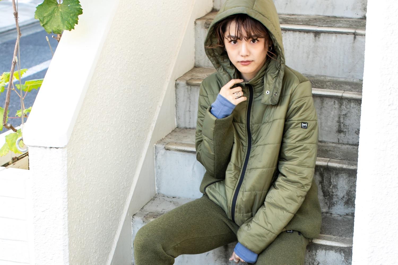 アウトドア用品専門ECモール運営(mountain-products.com)にて坪井保菜美さんがコーディネートを提案していただいてます。