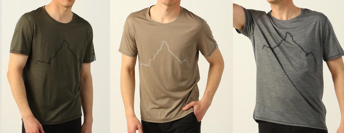 [sn]とatelierBluebottleのコラボTシャツ誕生