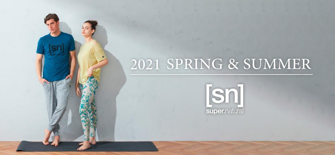 2021 Spring & Summer Collection オンラインショップにてSTART!